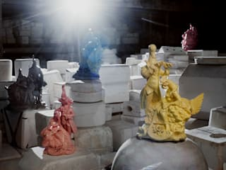 ANI'MANS:  in stile  di REBIRTH CERAMICS