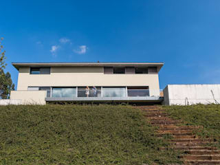 Modern Houses by EAS Arquitectura Modern