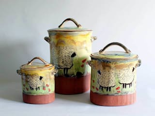 Travail récent par Nicola Gladwin Ceramics Classique