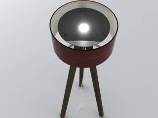 Lampada 3pod:  in stile  di Luca Mariotti