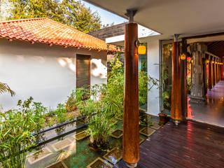 Jardines eclécticos de Kumar Moorthy & Associates Ecléctico