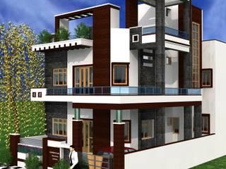 Interior design by MAA ARCHITECTS & INTERIOR DESIGNERS