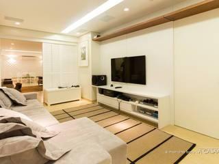 Apartamento de veräo: Casas  por Rico Mendonça,