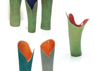Vase Fleur:  de style  par Thierry Noviant