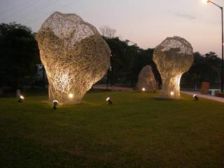 mrittika, the sculpture 花園配件與裝飾品