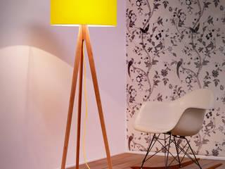 3-poot Uni-Pastellgelb:   von ik Design