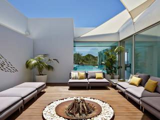 Balcone, Veranda & Terrazza in stile moderno di Philip Kistner Fotografie Moderno