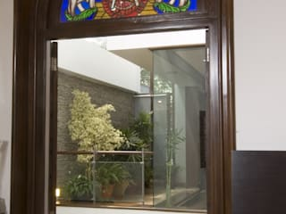 B House Kumar Moorthy & Associates Modern Houses