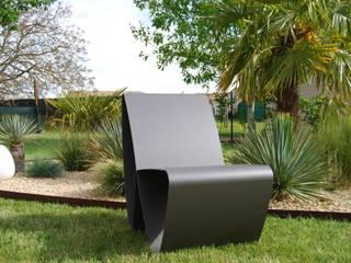 Fauteuil Infini par Coco Steel Moderne