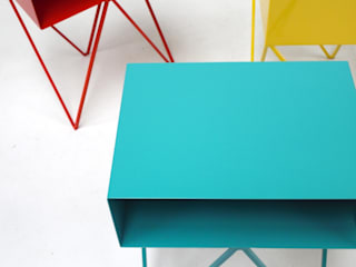 Robot Side Table:   by &New