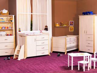 Cuartos infantiles de estilo escandinavo de taube Kinder- und Jugendmöbel Escandinavo