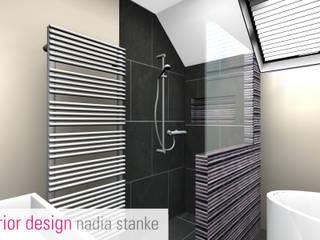 Badezimmer: moderne Badezimmer von stanke interiordesign