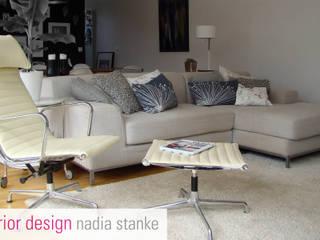 Modernes Wohnen : moderne Esszimmer von stanke interiordesign
