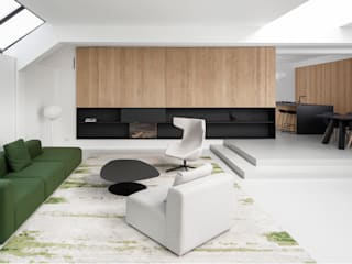 Livings de estilo moderno de i29 interior architects Moderno