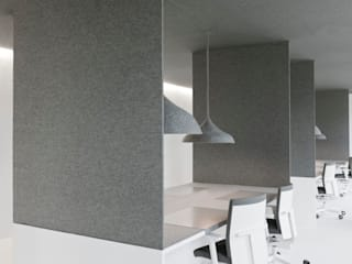 de i29 interior architects Moderno