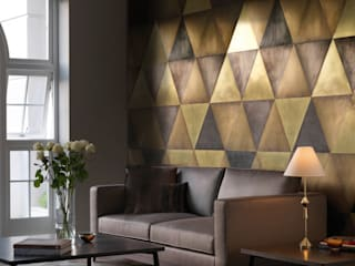 Maya wall tiles CTO Lighting Ltd Vestíbulos, pasillos y escalerasAccesorios y decoración