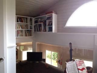 mezzanine après travaux:  de style  par Malka Barokel Architecte