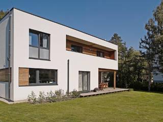 Moderne Holzhäuser :  Häuser von Neues Gesundes Bauen