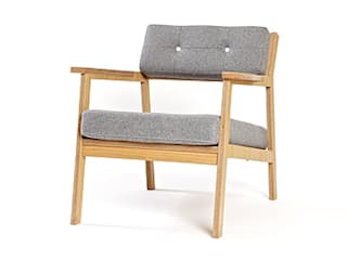 lounge chair: modern  by splinterdesigns, Modern
