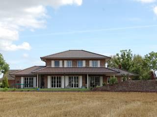 Mediterrane Villa Mediterrane Häuser von Heinrich Blohm GmbH - Bauunternehmen Mediterran