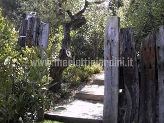 Atmosfere d'Abruzzo Merletti Garden Design Giardino