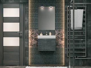 Porte intérieure design VICAR:  de style  par Coliséo