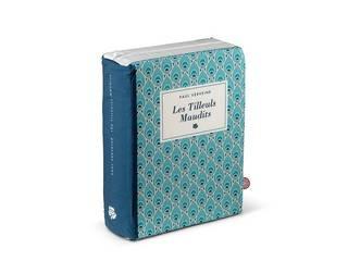 Pouf-Livre PAUL VERVEINE:  de style  par Bonjour Mon Coussin