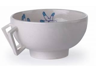 Blue Pottery by Studio Makkink & Bey:   door Imperfect Design