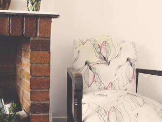 Textiles para el hogar:  in stile  di Cayena Blanca, Rustico