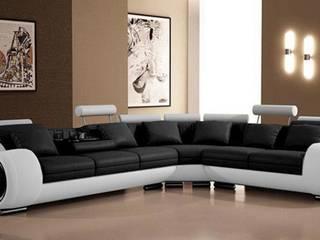 Canapé d'angle Fresno:  de style  par Mobilier Nitro