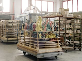 PEOPLE AND THE FACTORY REBIRTH CERAMICS CasaAccessori per Animali