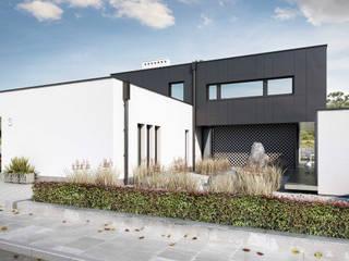 Houses by ENDE marcin lewandowicz, Modern