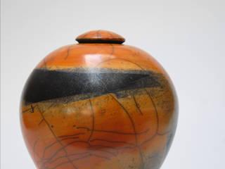 Céramiques Raku par POTERIE DES RIAILLES Moderne