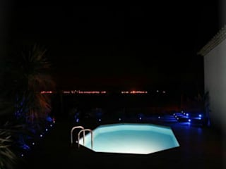 Modern Pool by MARCYDESIGN Modern