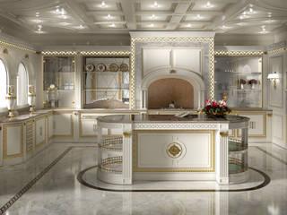 Cocinas de estilo clásico de Studio Montorzi Clásico