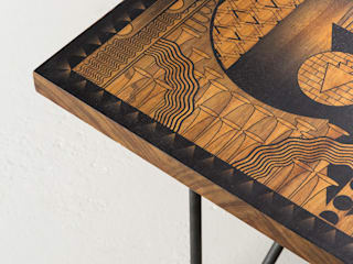 Astoria Coffee Table:   by Daniel Heath Studio