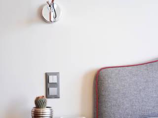 Modern style bedroom by Barbara Sterkers , architecte d'intérieur Modern