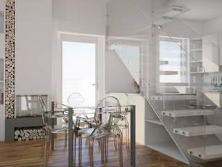 Barberini & Gunnell Casas estilo moderno: ideas, arquitectura e imágenes