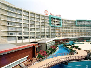 Hotels by 나우동인건축사사무소,