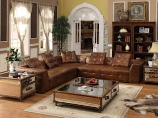Designing with Sectional Sofa Locus Habitat Living roomSofas & armchairs