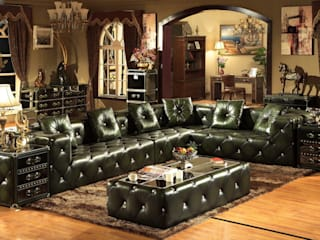 Designing with Sectional Sofa : classic  by Locus Habitat,Classic