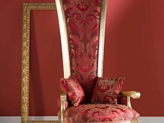 Art. 3400/A - Throne di BelloSedie Classico