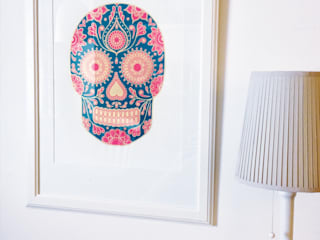 """Summer Sugar Skull: {:asian=>""""asian"""", :classic=>""""classic"""", :colonial=>""""colonial"""", :country=>""""country"""", :eclectic=>""""eclectic"""", :industrial=>""""industrial"""", :mediterranean=>""""mediterranean"""", :minimalist=>""""minimalist"""", :modern=>""""modern"""", :rustic=>""""rustic"""", :scandinavian=>""""scandinavian"""", :tropical=>""""tropical""""}  by Anatomy Boutique,"""