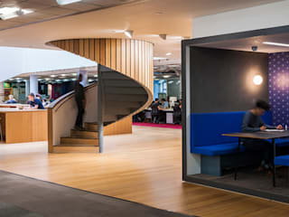 BBH studio Modern office buildings by Mowat & Company Ltd Modern