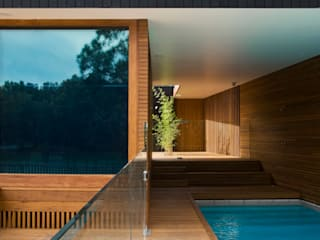 Project #2: modern Pool by CHROFI