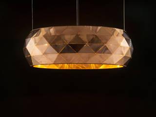 1000faces pendant lamp:   door Geluk Design