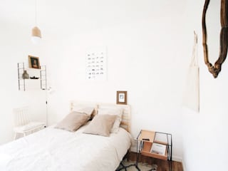 Bedroom by Elsa Noblet, Minimalist
