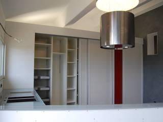 Nouvelle cuisine Cucina moderna di Inarte Progetti di Lucio Mana Moderno