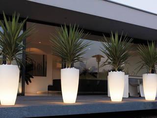 Verlichte plantenbakken:   door Verlichtmeubilair | Viper Handelmaatschappij BV