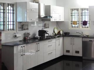Classic B/W Project Kolathur: modern  by Classic Kitchen Pvt Ltd,Modern